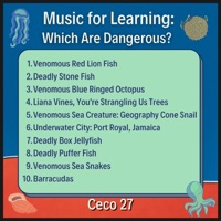 Music for Learning: Which Are Dangerous ?