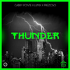 Gabry Ponte, LUM!X & Prezioso - Thunder artwork