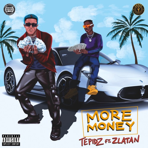 More Money (feat. Zlatan) Image