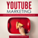 David Kiyosaki & Robert Rock - YouTube Marketing: Comprehensive Beginners Guide to Learn YouTube Marketing, Tips & Secrets to Growth Hacking Your Channel in 2019 and Building Profitable Passive Income Business Online (Unabridged)