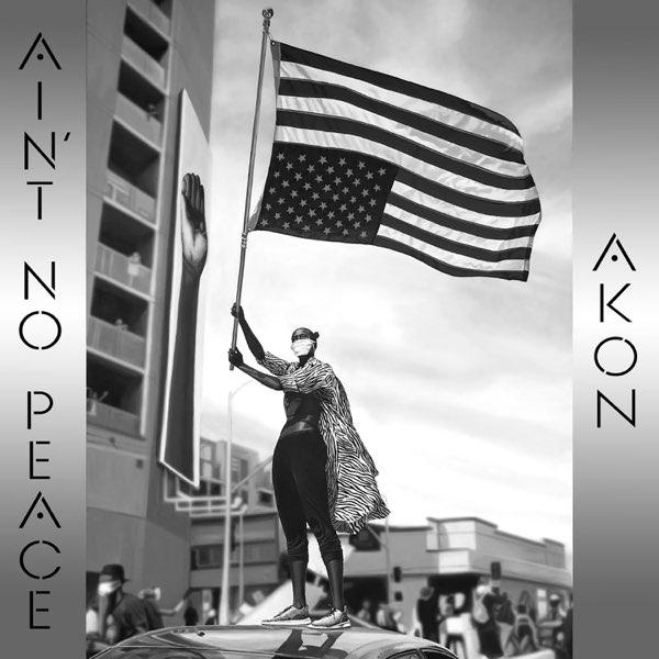 Akon – Ain't No Peace – Album (iTunes Plus M4A)