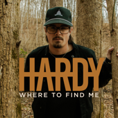 WHERE TO FIND ME - EP