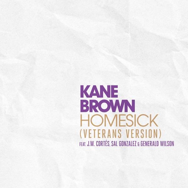 Homesick (Veterans Version) [feat. J.W. Cortes, Sal Gonzalez & Generald Wilson] - Single