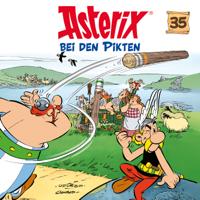 Asterix - 35: Asterix bei den Pikten artwork