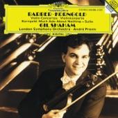 André Previn - Barber: Concerto for Violin & Orchestra, Op.14 - 1. Allegro