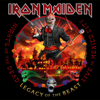Iron Maiden - Nights of the Dead, Legacy of the Beast: Live in Mexico City  artwork