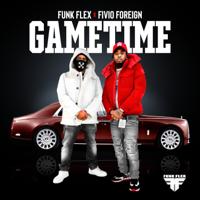 Funk Flex & Fivio Foreign - Game Time artwork
