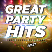 GREAT PARTY HITS -LET'S GET THE BEST TUNE- selected by NISSY
