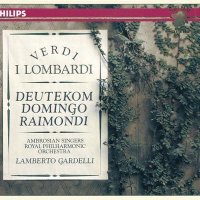 Verdi: I Lombardi - Royal Philharmonic Orchestra