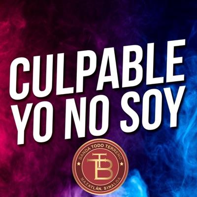 Culpable Yo No Soy - Single - Banda Todo Terreno