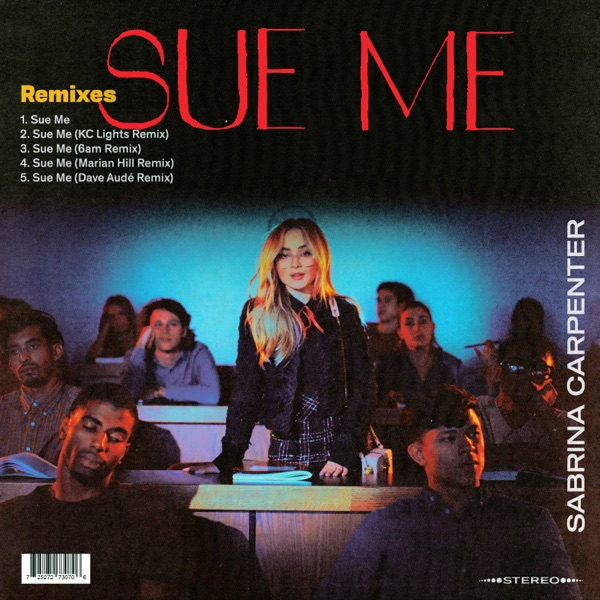 Sue Me (Remixes) - EP album image