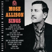 Mose Allison - Trouble In Mind