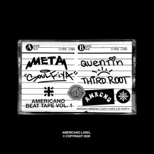 El Dusty, Clips X Ahoy & Mariano Hererra - Americano Beat Tape, Vol. 1