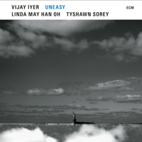 Vijay Iyer, Linda May Han Oh & Tyshawn Sorey - Uneasy artwork