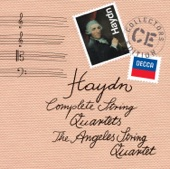 String Quartet in D minor, Op.42 - The Angeles String Quartet - Joseph Haydn