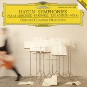 Orpheus Chamber Orchestra - Haydn: Symphony in G, H.I No.81 - 1. Vivace