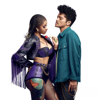 Cardi B & Bruno Mars - Please Me artwork
