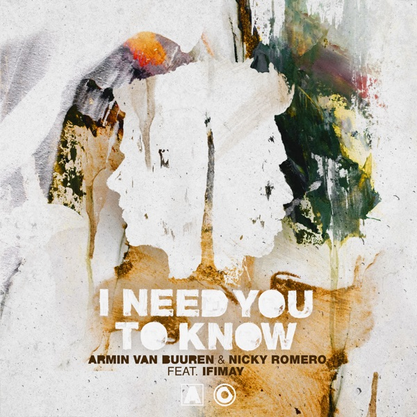 I Need You to Know (feat. Ifimay) - Single