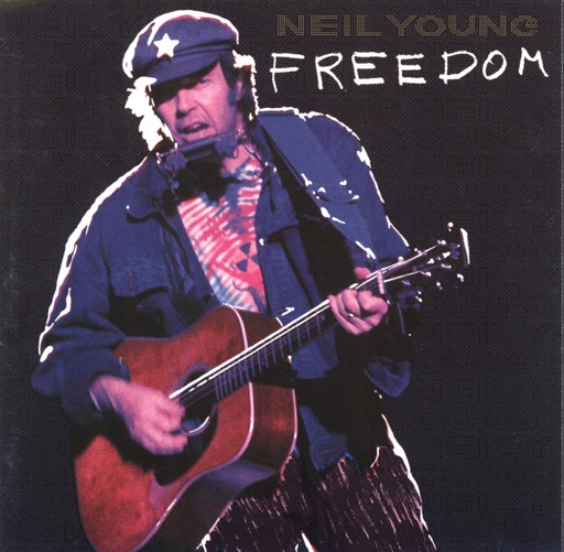 Art for Rockin' in the Free World by Neil Young