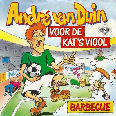 Voor De Kat's Viool - Single - Andre van Duin