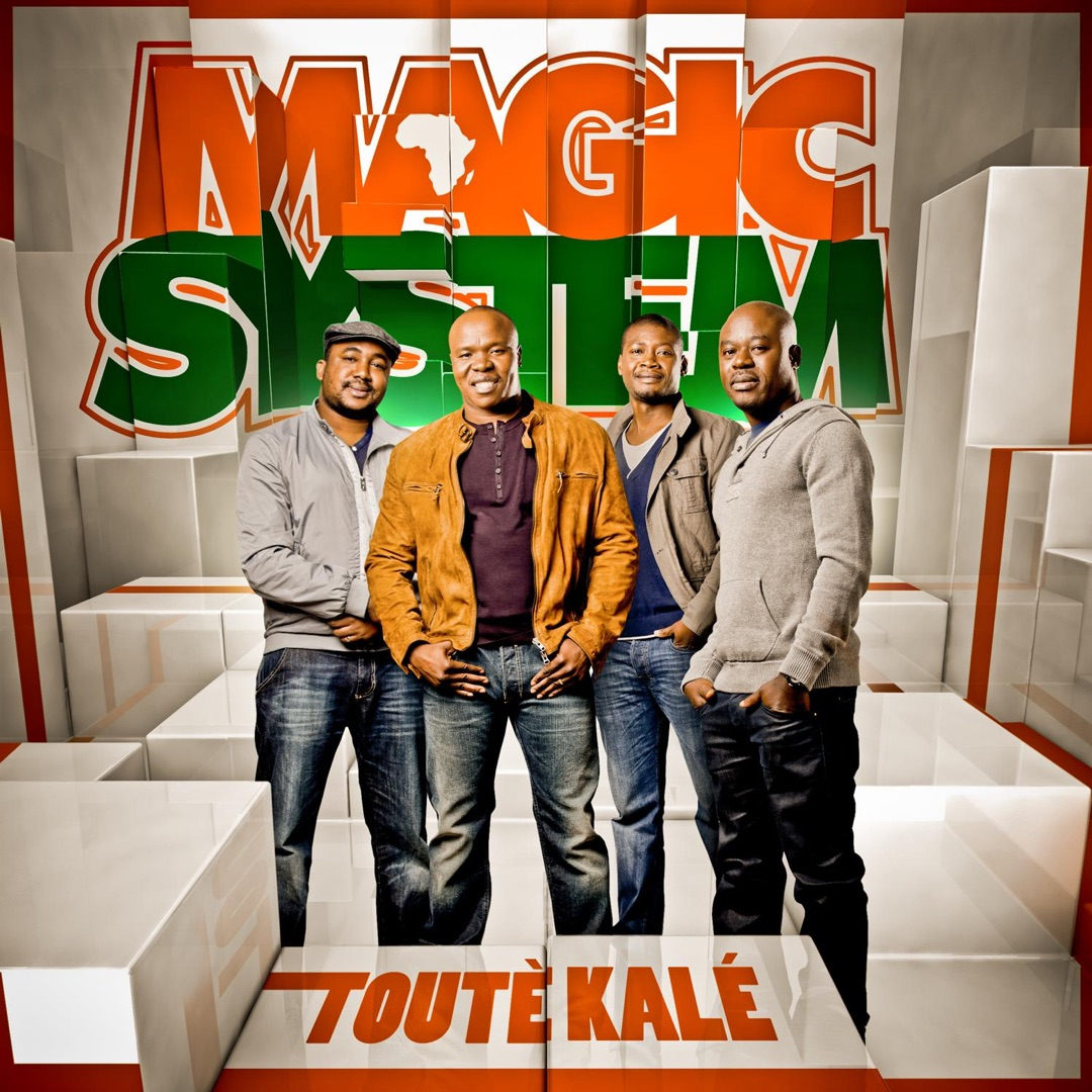 MAGIC SYSTEM sur Frequence3