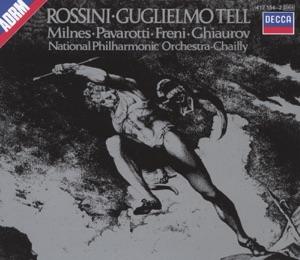 "National Philharmonic Orchestra, Riccardo Chailly & Mirella Freni - William Tell: Act II, ""Selva opaca, deserta brughiera"""