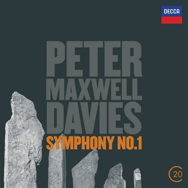 Maxwell Davies: Symphony No. 1; Points & Dances from