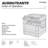 Ausmuteants - Tunnel Vision