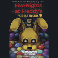 Scott Cawthon & Elley Cooper - Into the Pit: Five Nights at Freddy's: Fazbear Frights, Book 1 artwork