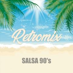 RetroMix Salsa 90's