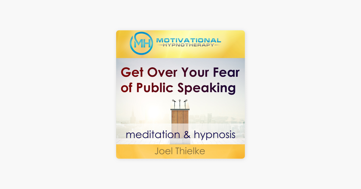 Overcome Your Fear of Public Speaking (Hypnosis & Meditation)