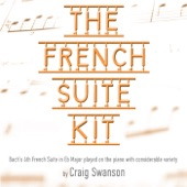 Craig Swanson - French Suite No. 4 in E-Flat Major, BWV 815: I. Praeludium