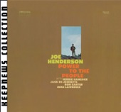 Joe Henderson - Power To The People