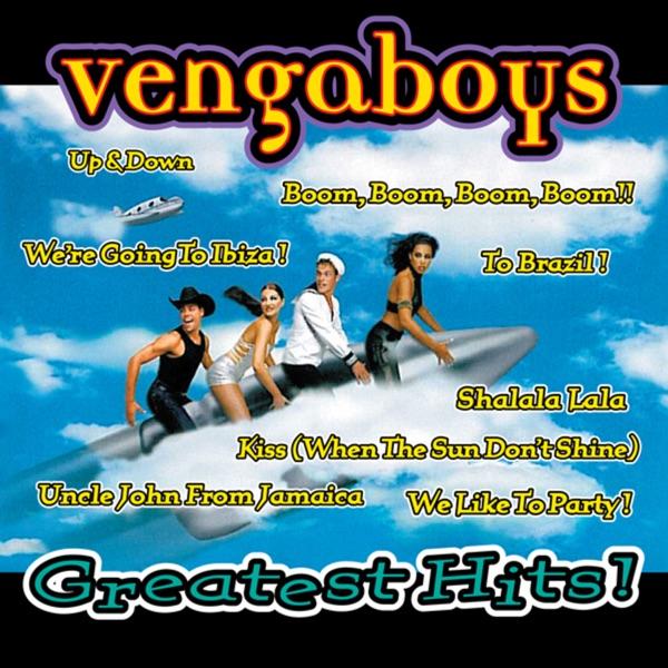 Vengaboys mit Up & Down