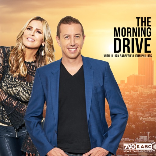 Cover image of The Morning Drive with Jillian Barberie & John Phillips