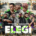 songs like Elegí (feat. Farruko, Anuel AA, Sech, Dímelo Flow & Justin Quiles)