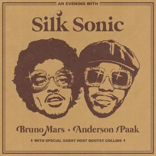 Bruno Mars, Anderson .Paak & Silk Sonic - Leave The Door Open - Single