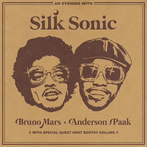 Silk Sonic (Bruno Mars & Anderson Paak) - Leave The Door Open