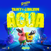 Agua Music From Sponge On The Run Movie  Single - Tainy & J Balvin