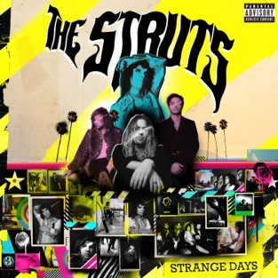 The Struts – Strange Days [iTunes Plus AAC M4A]