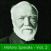 History Speaks - Volume 2