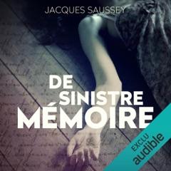 De sinistre mémoire: Daniel Magne & Lisa Heslin 2