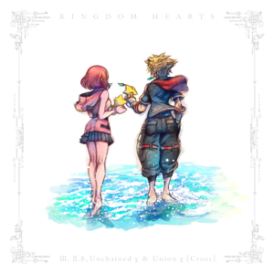 Various Artists - KINGDOM HEARTS - III, II.8, Unchained χ & Union χ [Cross] (Original Soundtrack)
