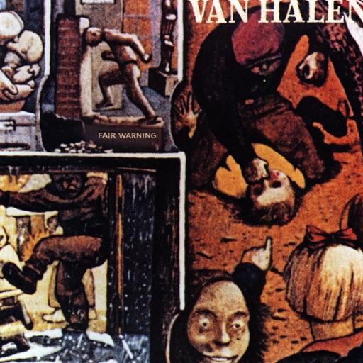 Art for Unchained by Van Halen