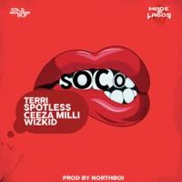 StarBoy - Soco (feat. Wizkid, Ceeza Milli, Spotless & Terri) - Single