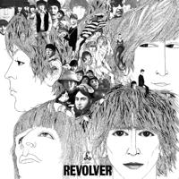 The Beatles - Revolver artwork