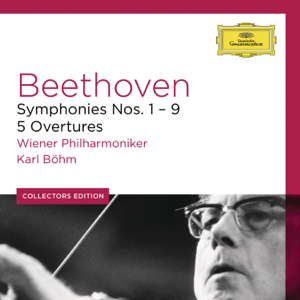 Vienna Philharmonic & Karl Böhm - Beethoven: Symphonies Nos. 1 - 9; 5 Overtures