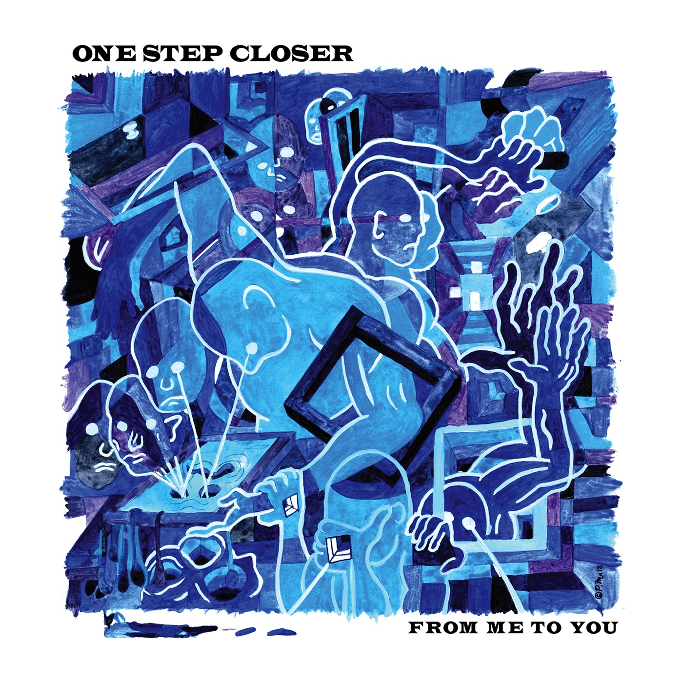 One Step Closer - From Me To You [EP] (2019)
