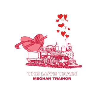 THE LOVE TRAIN MEGHAN TRAINOR album songs, reviews, credits