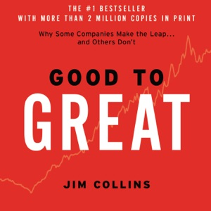 Good to Great - Jim Collins audiobook, mp3